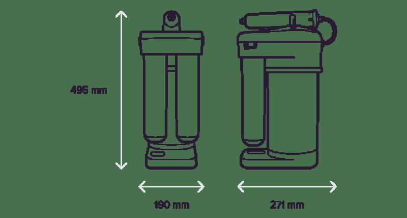 Aquaphor RO-70S 8